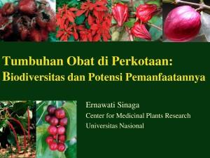 Biodiversitas dan Manfaat TO Kota-erna-nov2015-ringkas-cover